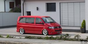 FUC on Volkswagen T5