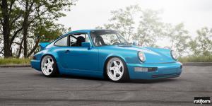 TMB on Porsche 964 Carrera