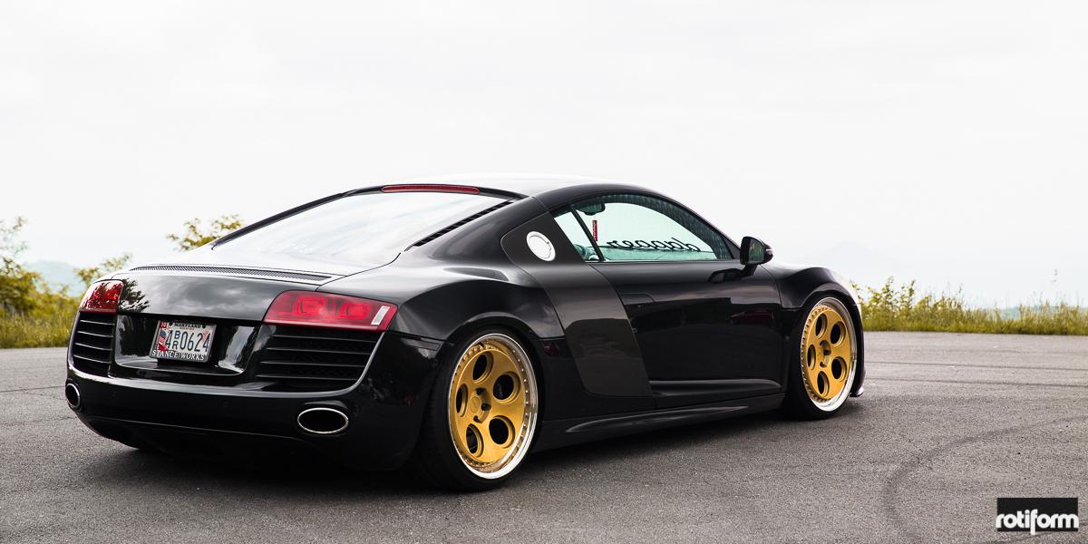 Audi R8 Dia Gallery Mht Wheels Inc