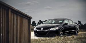TMB on Volkswagen CC