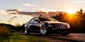 CCV on Cadillac CTS