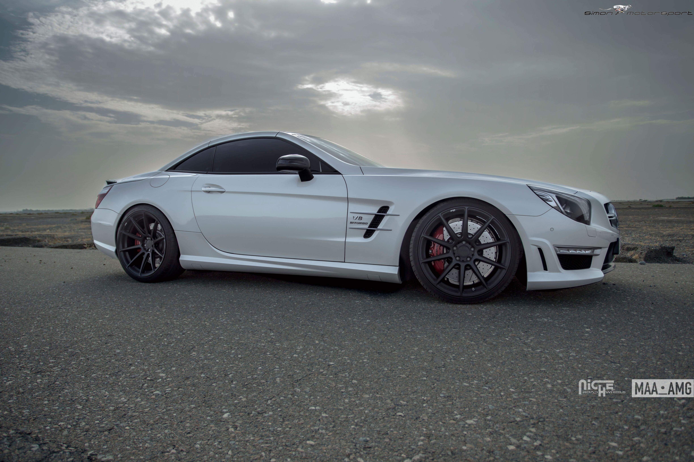 Mercedes-Benz AMG SL63 Essen - M147 Gallery - MHT Wheels Inc.