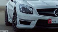 Essen - M147 on Mercedes-Benz AMG SL63
