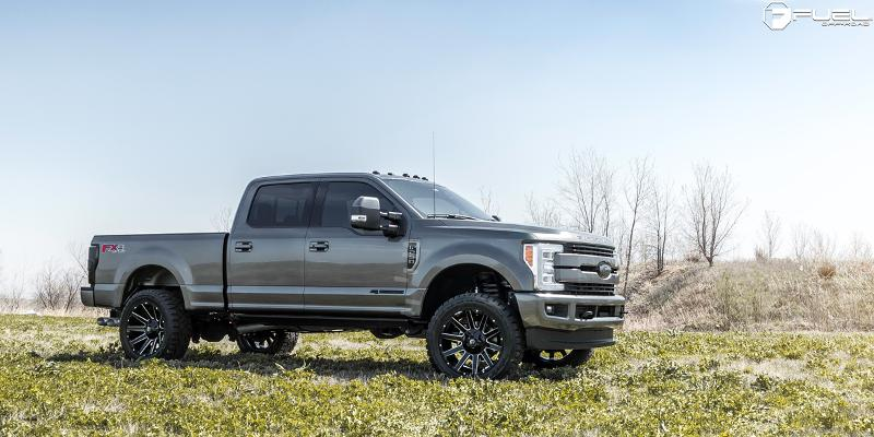 Ford F-250 Super Duty 2017 Styles Contra - D615