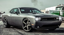 Scuderia 5 on Dodge Challenger