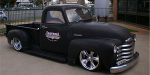 Nitrous SE - F300 on Chevrolet Pick Up