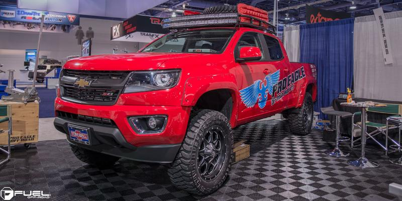 Chevrolet Colorado Boost - D534