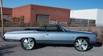 Draft - X88 on Chevrolet Impala