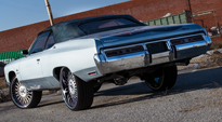X90-Salante on Chevrolet Impala