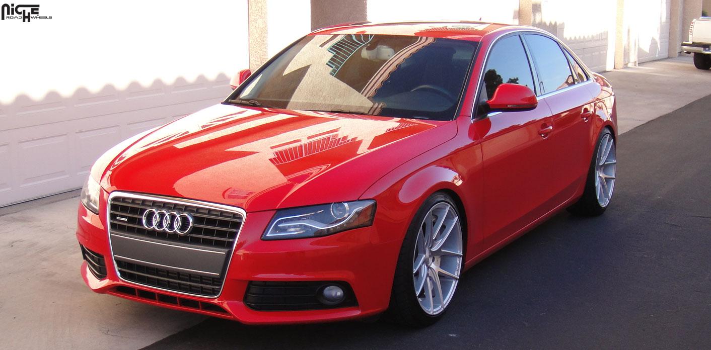 Audi A4 Targa M131 Gallery Mht Wheels Inc