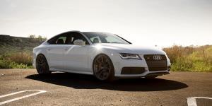 SPF on Audi S7