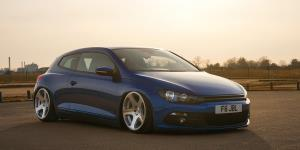 NUE - Cast 1 Piece on Volkswagen Scirocco