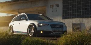 IND-T on Audi A4 All-Road