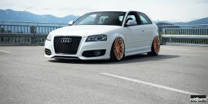 BLQ-T on Audi S3