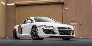 HND on Audi R8
