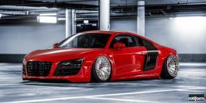 CBU on Audi R8