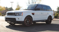 X18-Palazzo on Land Rover Range Rover