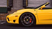 Misano on Ferrari 360 Modena