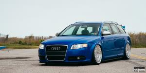 CCV - Cast 1 Piece on Audi S4