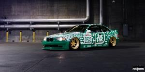 USF on BMW M3