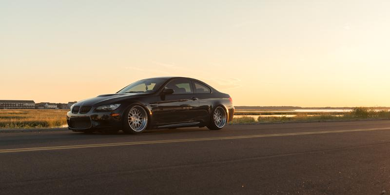 BMW M3 Rotiform LVS