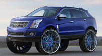 Flex - C22 on Cadillac SRX