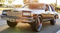 S508-F.U. on Chevrolet Caprice