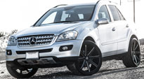Push - S109 on Mercedes-Benz ML350