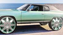 X-69 on Chevrolet Impala