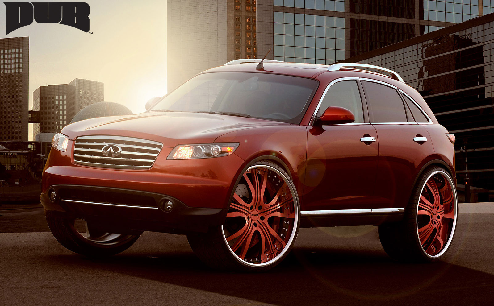 Infiniti Fx45 X 76 Gallery Mht Wheels Inc