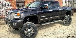 Full Blown - D243 on GMC Denali HD