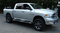 Dune - D524 on Dodge Ram 1500