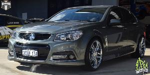 Attack 5 - S210 on Holden Commodore
