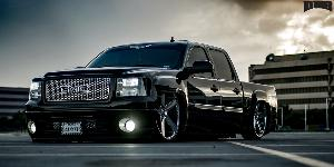 Baller - S115 on GMC Sierra 1500