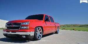 Future - S126 on Chevrolet Silverado 1500