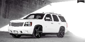 Lit - S203 on Chevrolet Tahoe