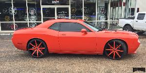 Push - S110 on Dodge Challenger