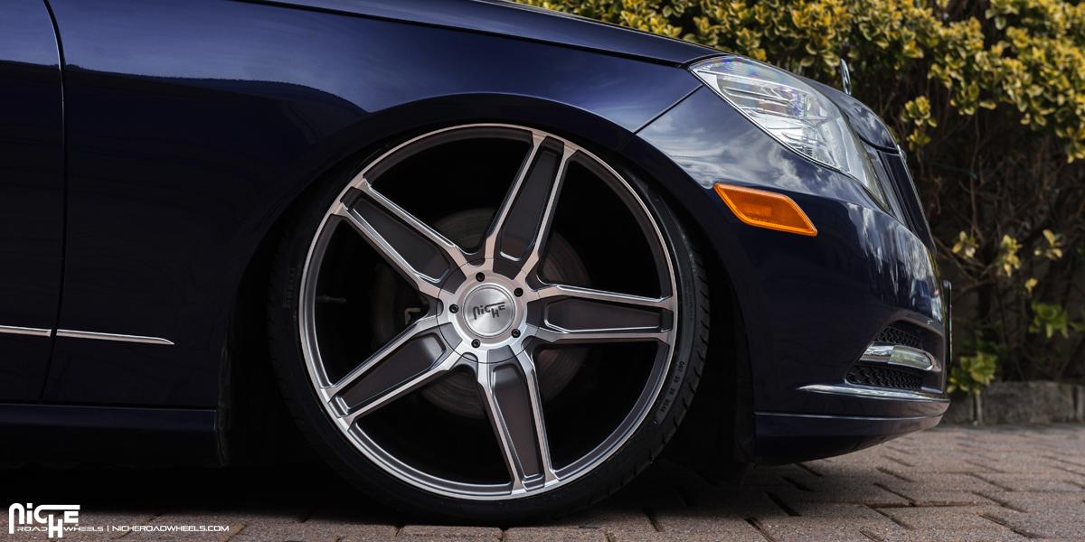 Mercedes benz e350 cannes m181 gallery mht wheels inc for Mercedes benz e350 tire size