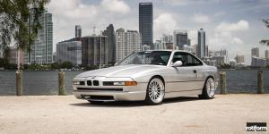 DUS on BMW 8 Series