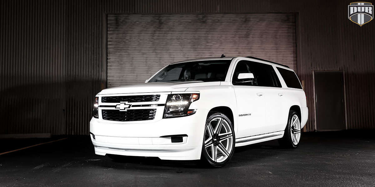 Chevy Dealer Miami >> Chevrolet Suburban Skillz - S123 Gallery - MHT Wheels Inc.