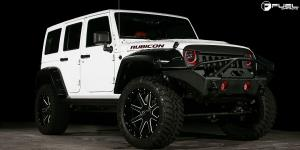 Maverick - D262 on Jeep Wrangler