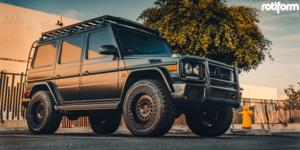 CCV-OR on Mercedes-Benz G63 AMG