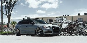 MUC on Audi SQ5