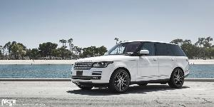 Staccato on Land Rover Range Rover