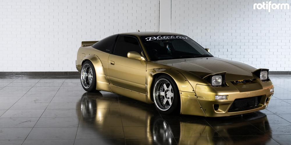Nissan 240SX Rotiform SIX