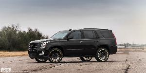 Ascari on Cadillac Escalade