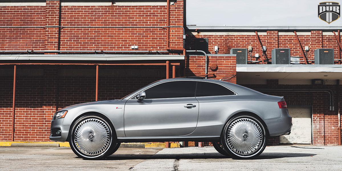 Audi A5 Diragio S713 Gallery Mht Wheels Inc