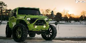 FF41 - 5 Lug on Jeep Wrangler