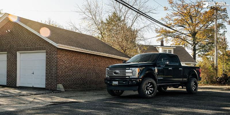 Ford F-250 Super Duty 2017 Styles FFC60   Concave