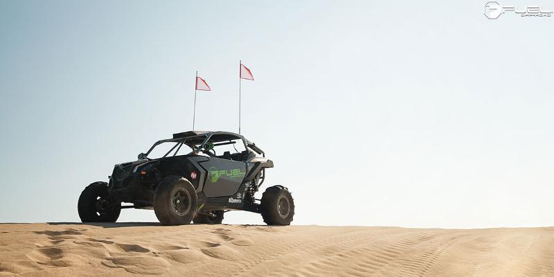 Can-Am Maverick X3 XRS Fuel Gatling - FF62 - UTV